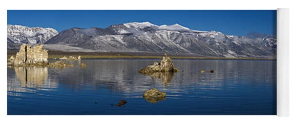 Mono Lake Pano Yoga Mat