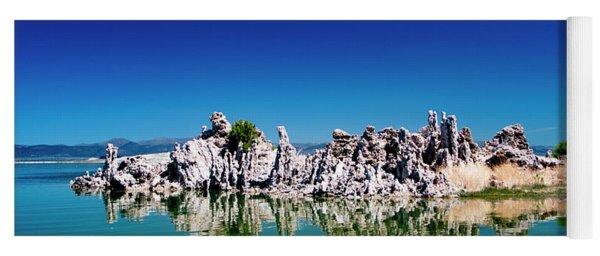 Mono Lake Tufa Yoga Mat