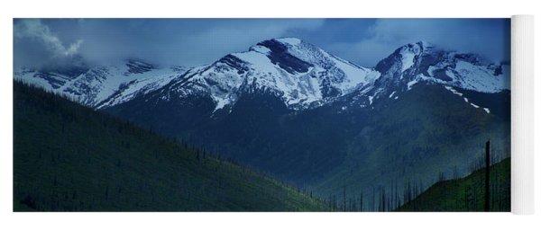 Montana Mountain Vista #2 Yoga Mat