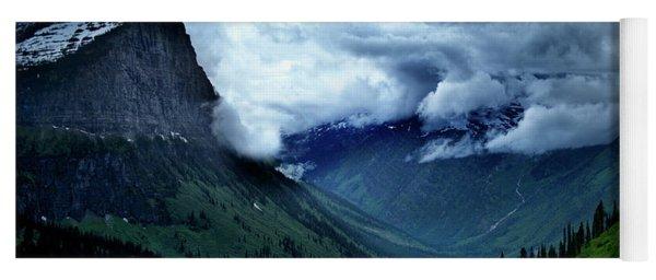 Montana Mountain Vista Yoga Mat