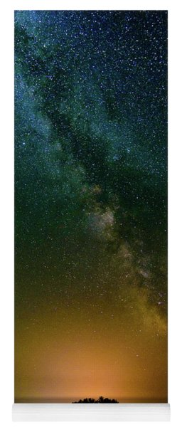 Montana Night Yoga Mat