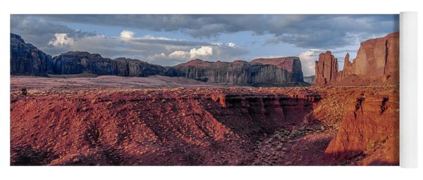 Monument Valley Sunrise Yoga Mat