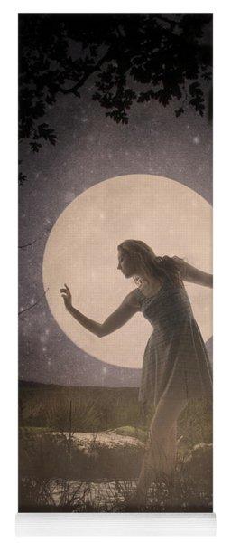 Moon Dance 001 Yoga Mat