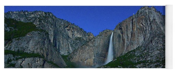 Moonbow Yosemite Falls Yoga Mat