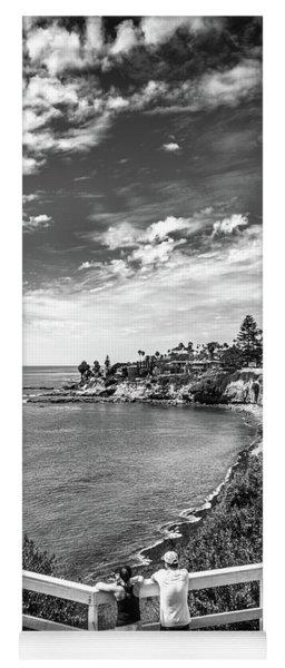 Moonlight Cove Overlook Yoga Mat
