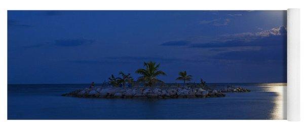 Moonlight Island Yoga Mat