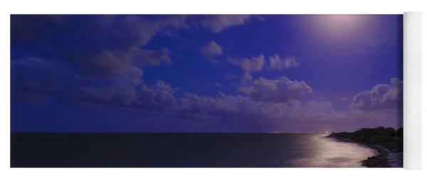 Moonlight Sonata Yoga Mat