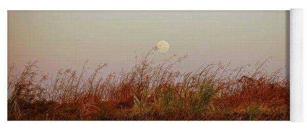 Moonscape Evening Shades Yoga Mat
