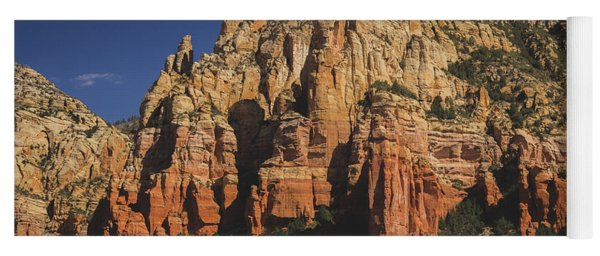 Mormon Canyon Details Yoga Mat