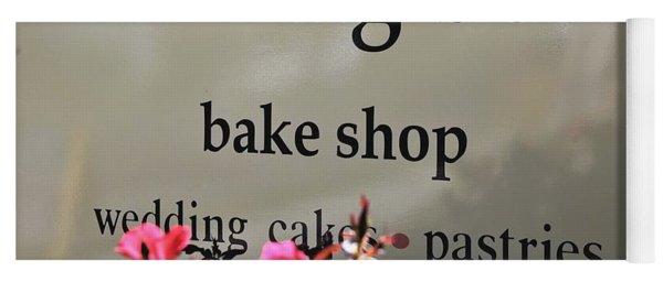 Morning Buns Bake Shop Yoga Mat