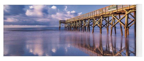 Morning Gold - Isle Of Palms, Sc Yoga Mat