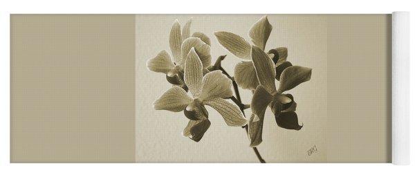 Morning Orchid Yoga Mat