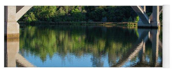 Morning Reflections Yoga Mat