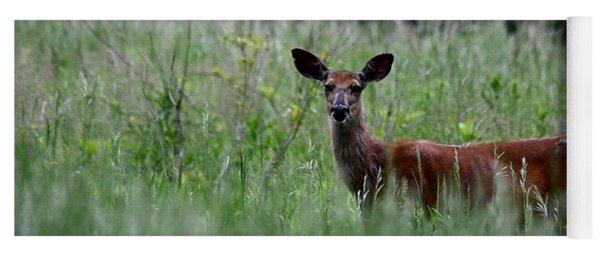 Morninng Deer Yoga Mat
