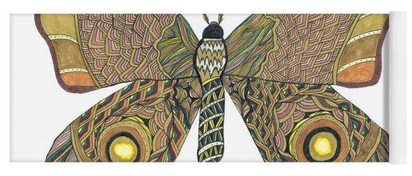 Moth Yoga Mat