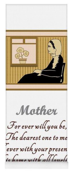 Mother Yoga Mat