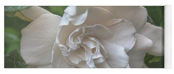 Mother's Day Gardenia Yoga Mat