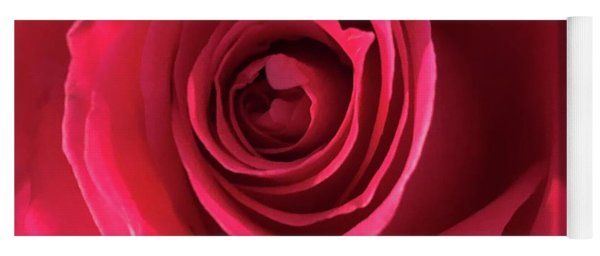 Mother's Rose Yoga Mat