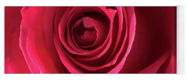 Mother's Rose Yoga Mat