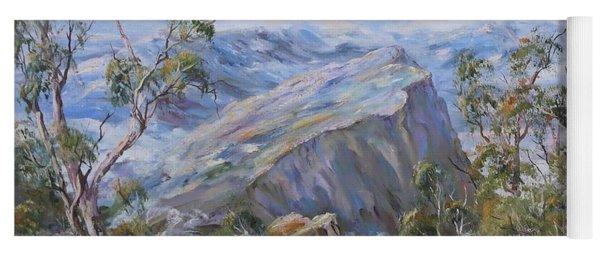 Mount Abrupt Grampians Victoria Yoga Mat