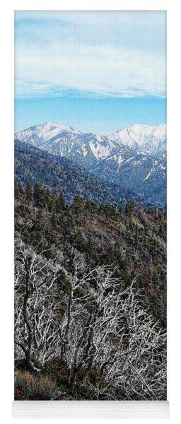 Mount Baldy Vista Yoga Mat
