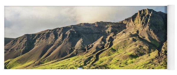 Mount Esjan Is Iceland Yoga Mat