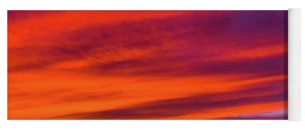 Mount Franklin Purple Sunset Yoga Mat