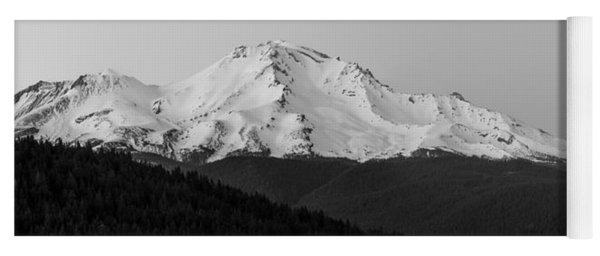 Mount Shasta  Yoga Mat