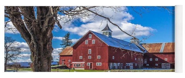 Mountain View Barn Yoga Mat