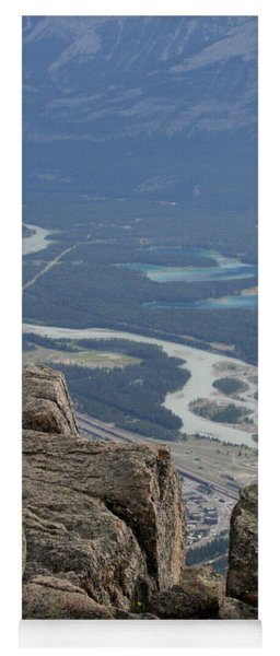 Mountain View Yoga Mat