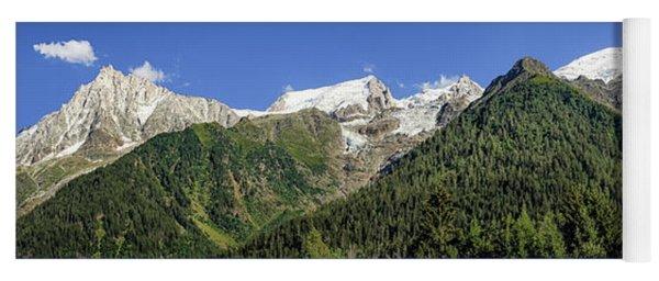 Mountains Yoga Mat