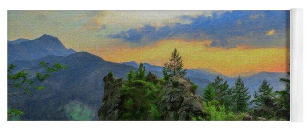 Mountains Tatry National Park - Pol1003778 Yoga Mat