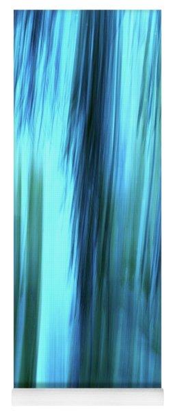 Moving Trees 37-15portrait Format Yoga Mat