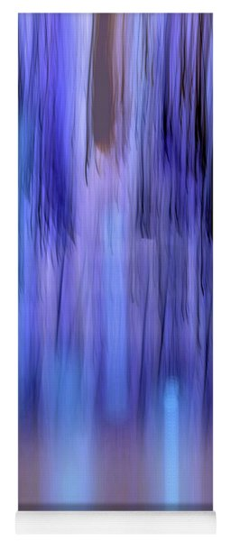 Moving Trees 37-34 Portrait Format Yoga Mat
