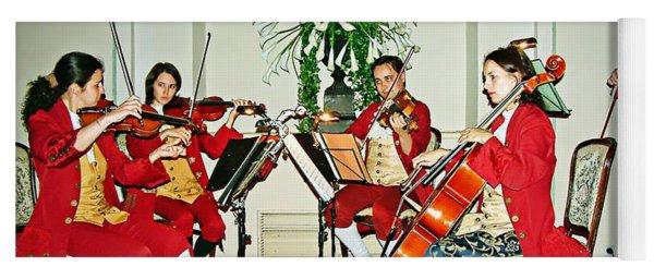 Mozart Dinner Concert, Salburg, Austria Yoga Mat