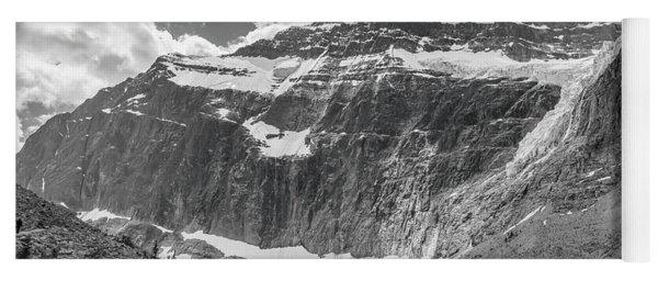 Mt. Edith Cavell Yoga Mat