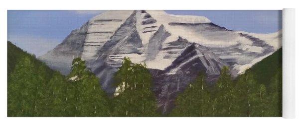 Mt. Robson, Bc Yoga Mat