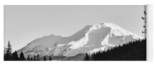 Mt Shasta Yoga Mat
