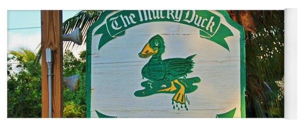 Mucky Duck I Yoga Mat