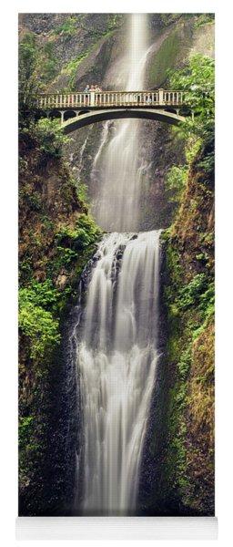 Multnomah Falls Lower Yoga Mat