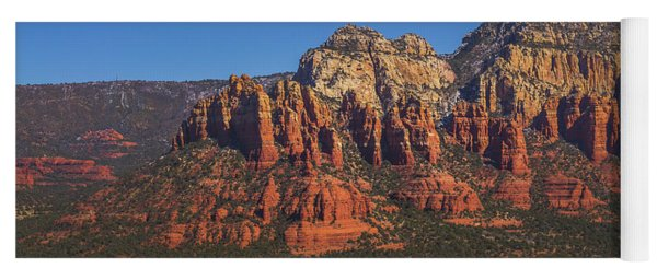 Munds Mountain Panorama Yoga Mat