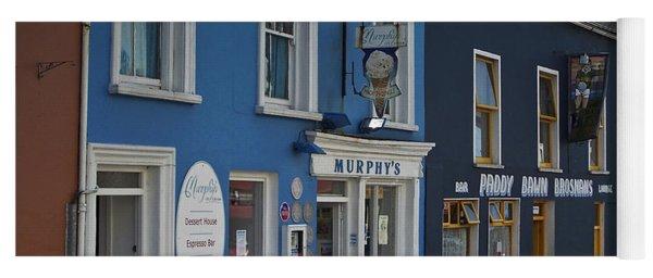 Murphys Ice Cream Dingle Ireland Yoga Mat