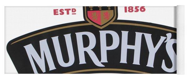 Murphys Irish Stout Yoga Mat