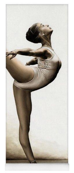 Musing Dancer Yoga Mat