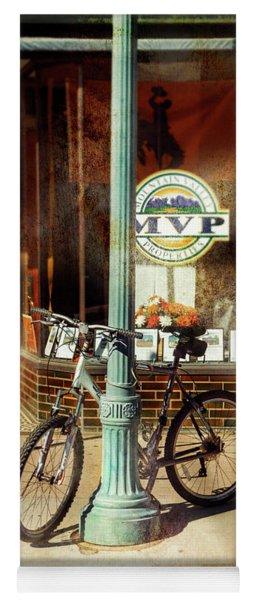 Mvp Laramie Bicycle Yoga Mat
