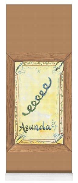 My Asunda Yoga Mat