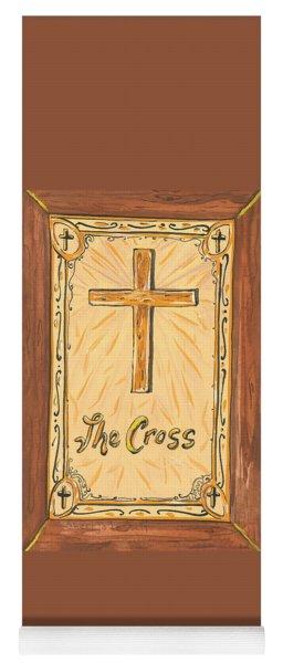 My Cross Yoga Mat