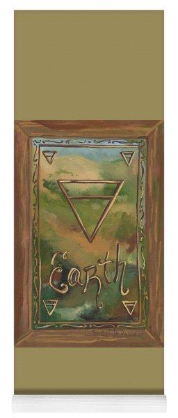 My Earth Yoga Mat