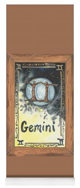 My Gemini Yoga Mat