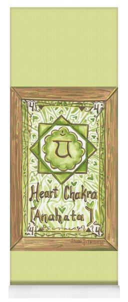 My Heart Chakra Yoga Mat